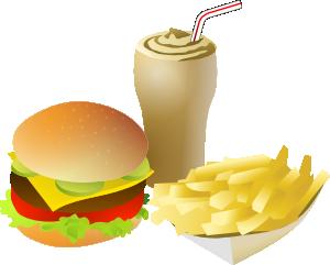 Srd Fastfood Menue Clip Art at Clker.com.