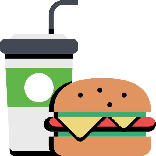 Fast Food, Fast Food, Food Icon PNG and Vector for Free Download.