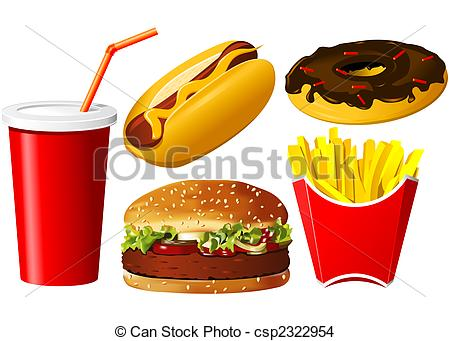 Fast food Clipart and Stock Illustrations. 46,159 Fast food vector.