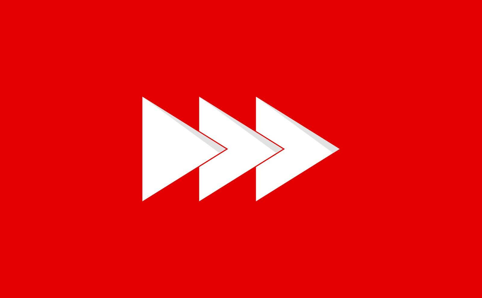 Fast Forward Logo.