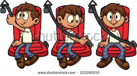 Safety Belt Clipart.
