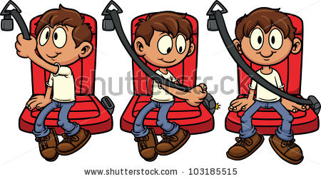 Fasten Seat Belt Stock Photos, Royalty.