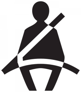 Clipart seat belt.