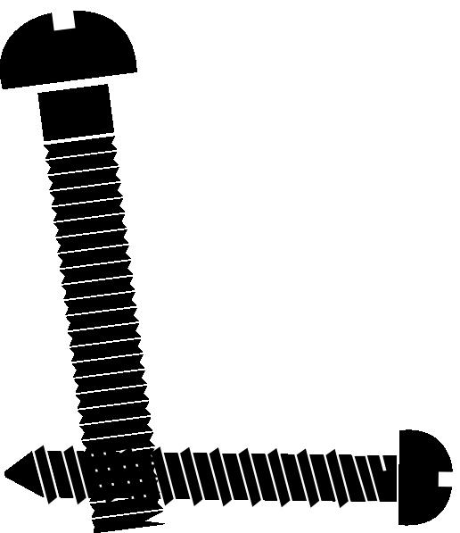 Netalloy Fasteners Clip Art at Clker.com.