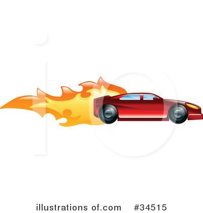 Fastest Car Clipart.