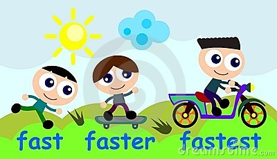 Faster clipart.