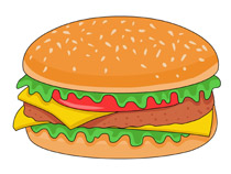 Free Fast Food Clipart Clipart.