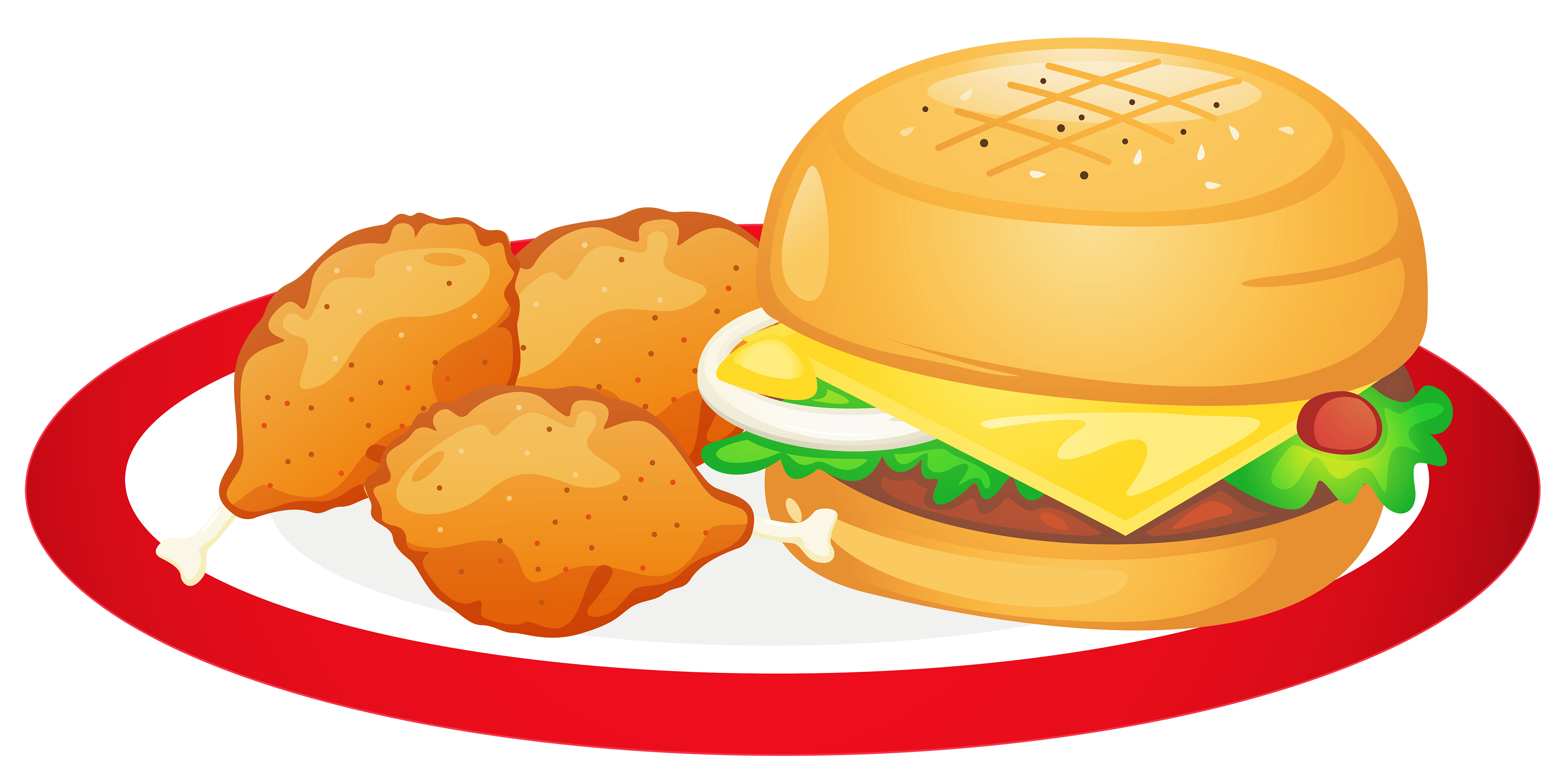 Fast food clipart png.