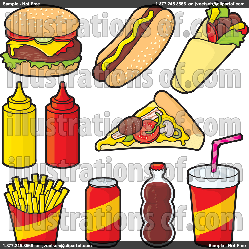 clipart fast food free - photo #22