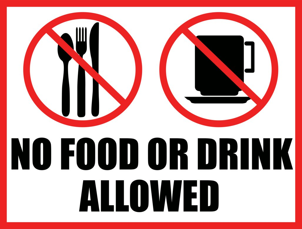 Fasting from food clipart.