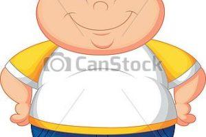 Fat boy clipart 6 » Clipart Station.