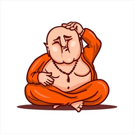 144 Fat Buddha Stock Illustrations, Cliparts And Royalty Free Fat.