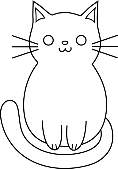 Free Fat Cat Clipart, Download Free Clip Art, Free Clip Art.