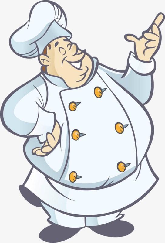 Fat chef clipart 8 » Clipart Portal.