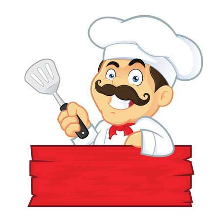 1,833 Fat Chef Stock Vector Illustration And Royalty Free Fat Chef.
