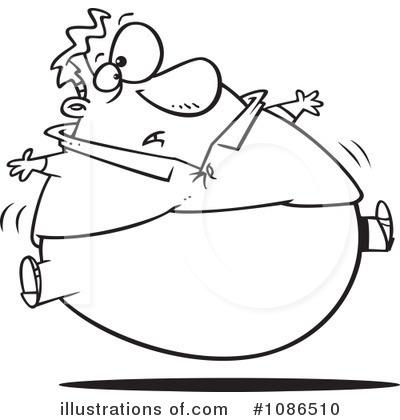 Fat Clipart.