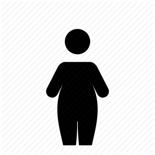 Download Free png Obese Person Png.