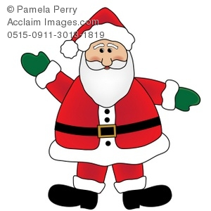 fat santa clipart & stock photography.