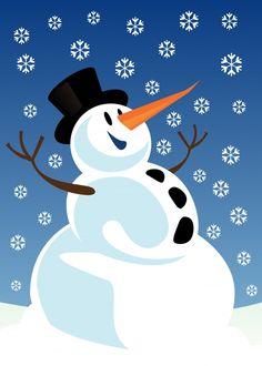 89 Best Snowmen images in 2013.