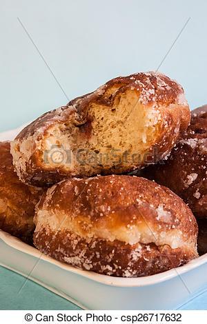 Stock Photos of Donuts, Fat Thursday.