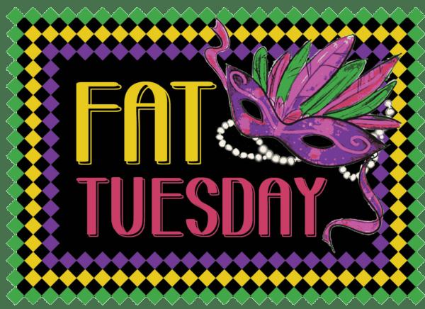 Fat Tuesday Parade.