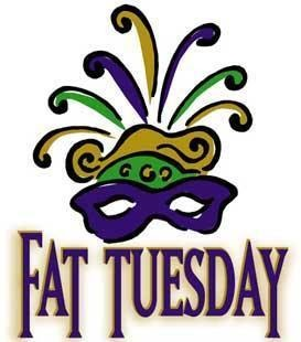The Sneaky Mommy: Happy Fat Tuesday!.