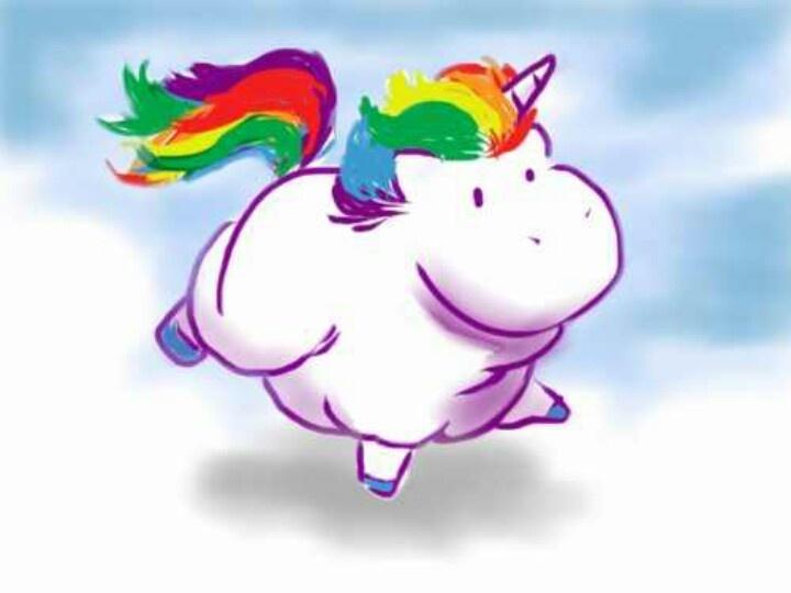 17 Best images about fat unicorns ♡.