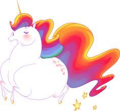fat unicorn!.