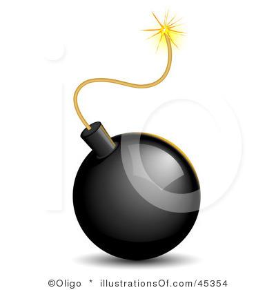 Bombing Clipart.