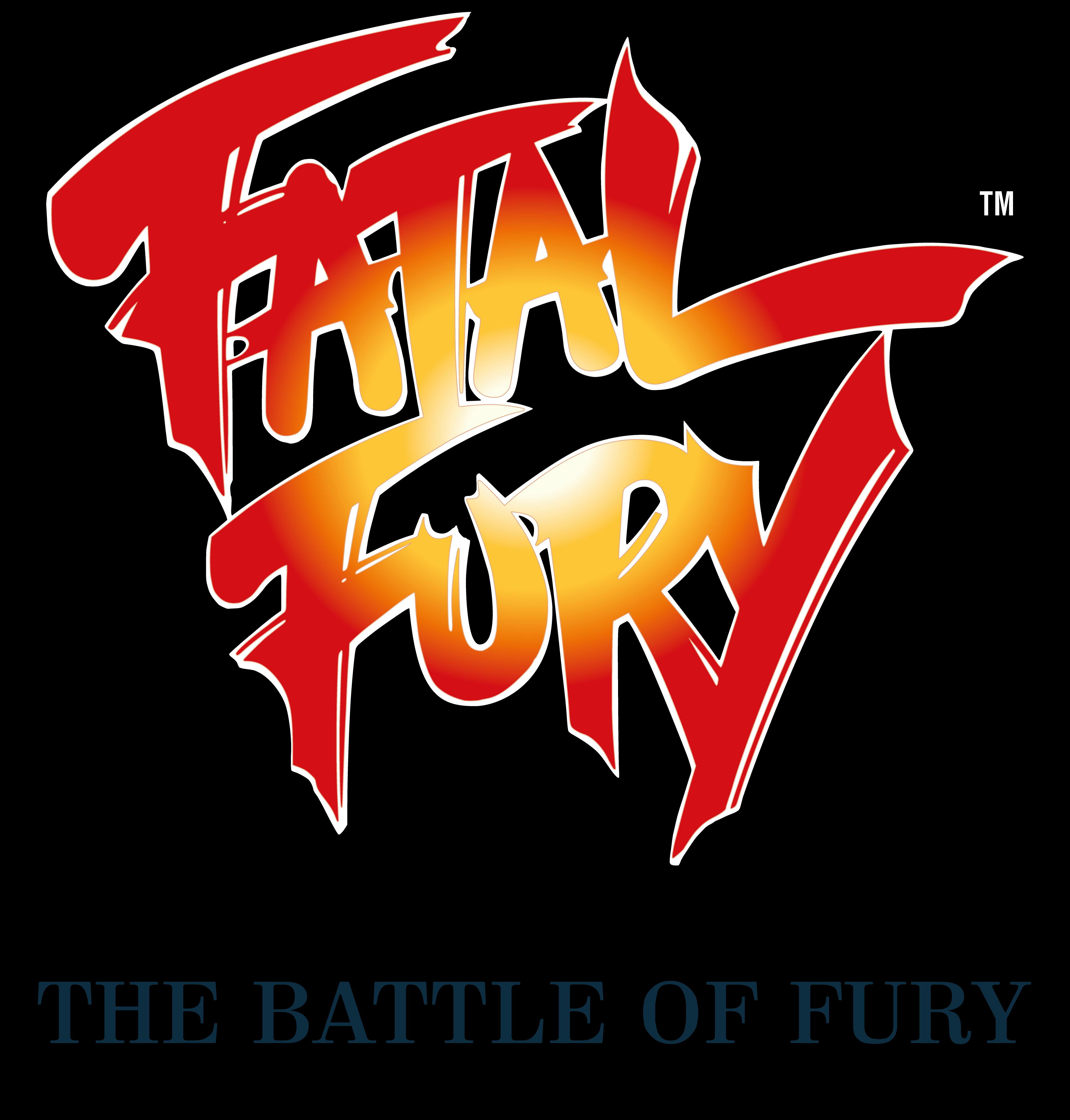 Fatal Fury SNK NEO GEO Vector Logo by Alex Schütz aka ArcadeTV..