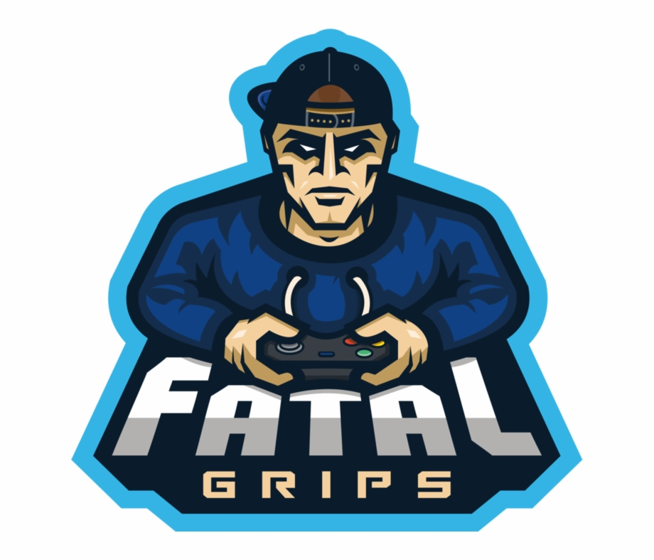 Fatal Grips Logo Png Free PNG Images & Clipart Download #1245410.