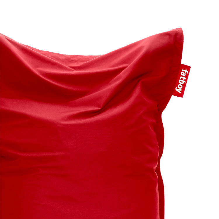 Quality, sustainable design by Fatboy. Iconic beanbags and Lamzac.