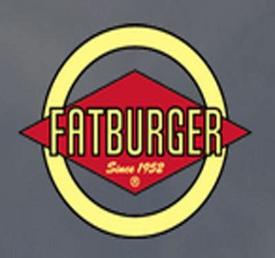 Fat burger Logos.