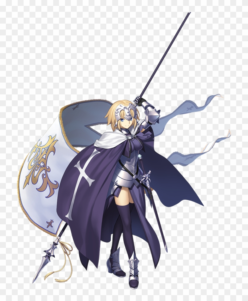 From Fate/grand Order.