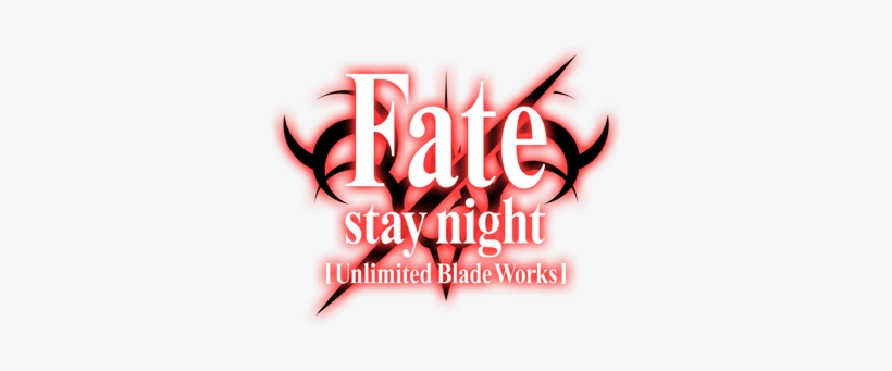Fate Stay Night Unlimited Blade Works Logo Ideas.