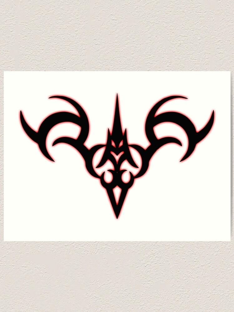 Fate/Stay Night logo 2.