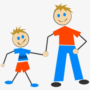 Free Father And Son Clipart Cliparts, Silhouettes, Cartoons Free.