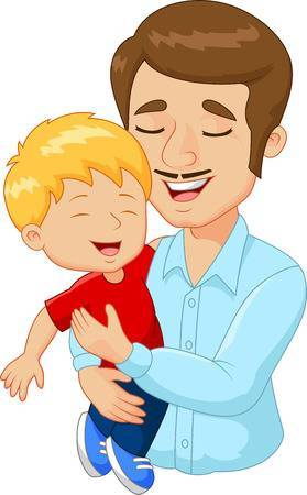Father and child clipart 2 » Clipart Portal.