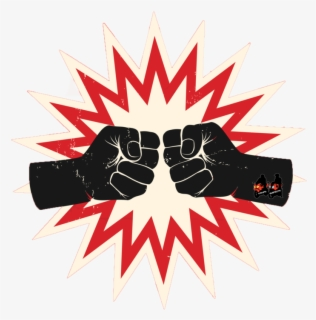Free Fist Bump Clip Art with No Background.