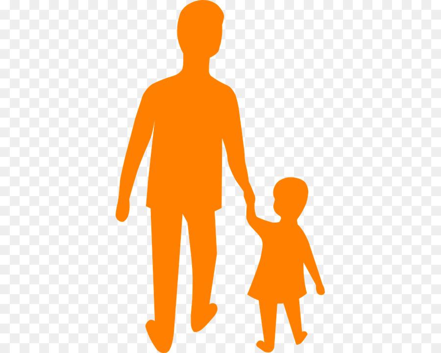 Child Holding hands Parent Clip art.