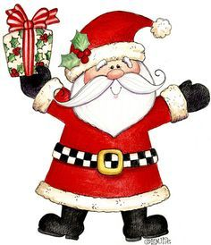 Gallery Free Clipart Picture… Christmas PNG Cute Santa Claus PNG.