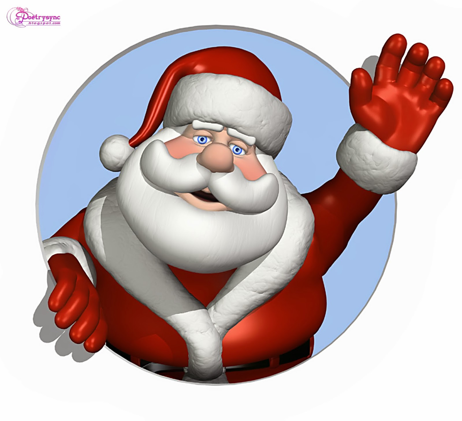 Father christmas clipart.