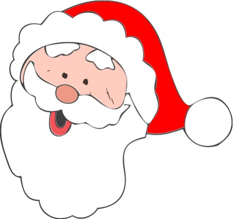 Free Images Of Father Christmas, Download Free Clip Art.