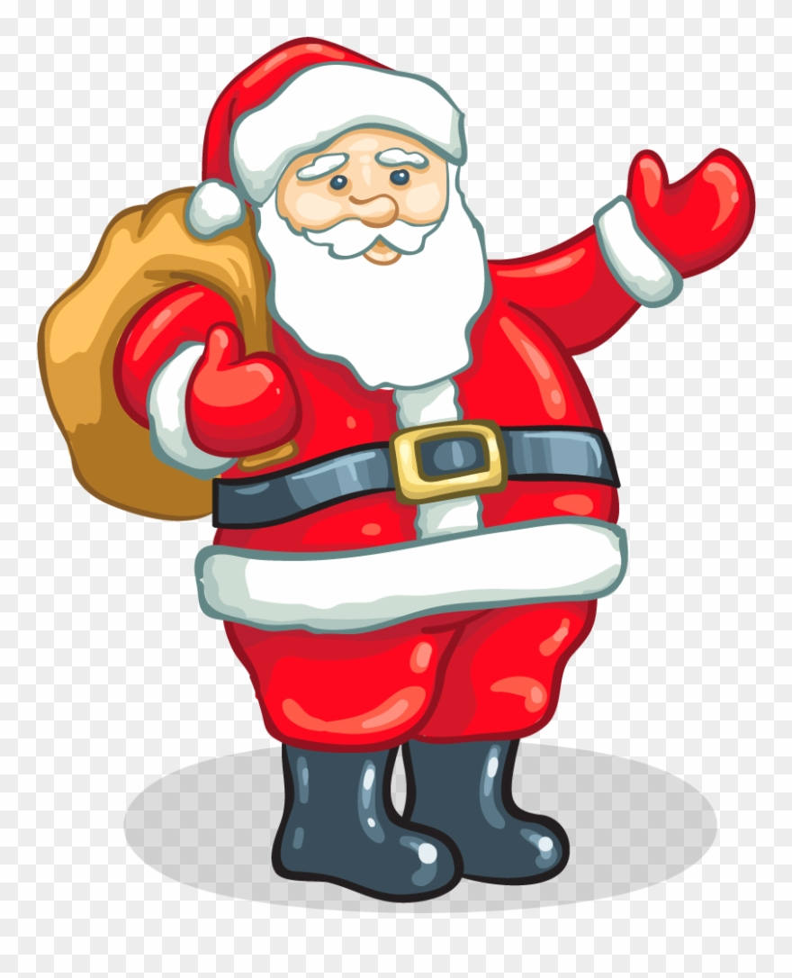 Father Christmas Clipart (#59153).