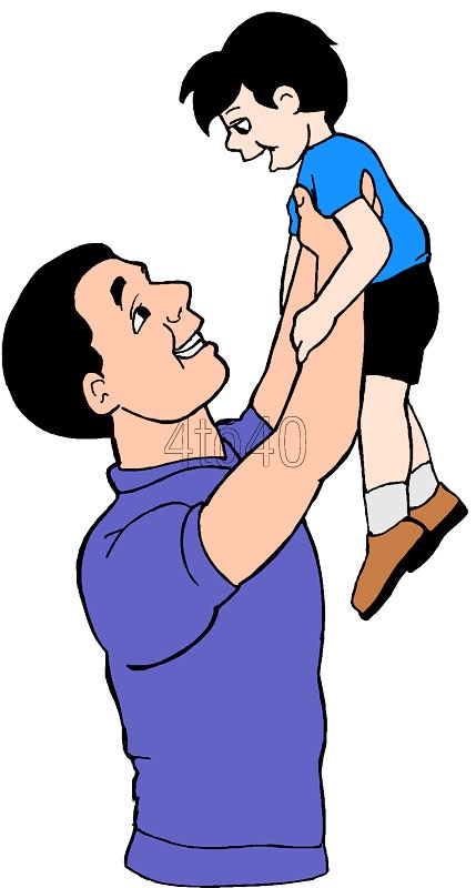 Father Clipart & Father Clip Art Images.
