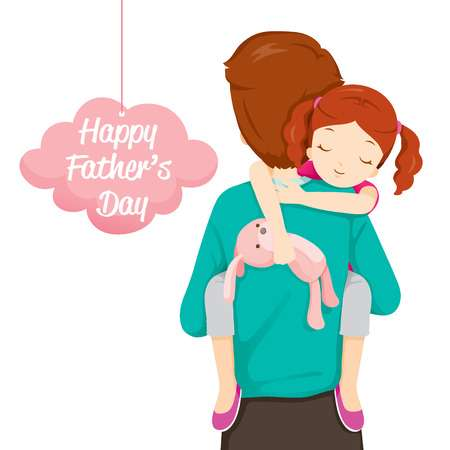 33,394 Father And Daughter Stock Vector Illustration And Royalty.