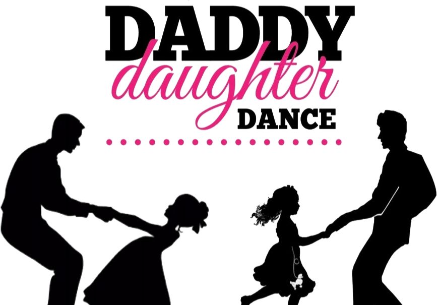Father Daughter Dance Clip Art.
