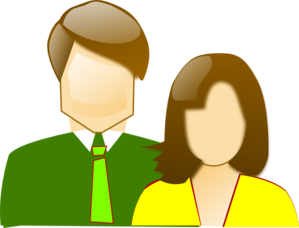 Mother And Father Clip Art at Clker.com.