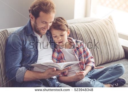 Son Stock Images, Royalty.