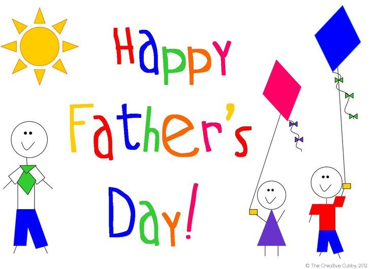Fathers Day Card Clipart at GetDrawings.com.